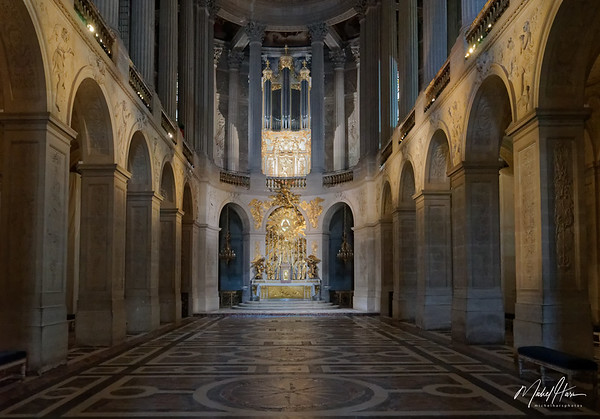 Versailles intérieur
