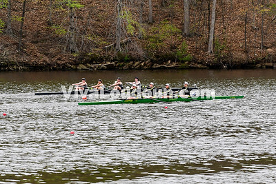 Crew: Rock Ridge at Darrell Winslow Regatta 04.15.2017 (by Al Shipman)