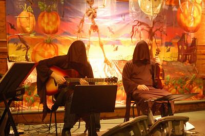 StcikShift Halloween gig 31st Oct 09