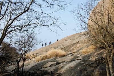 Hike to Hutridurga