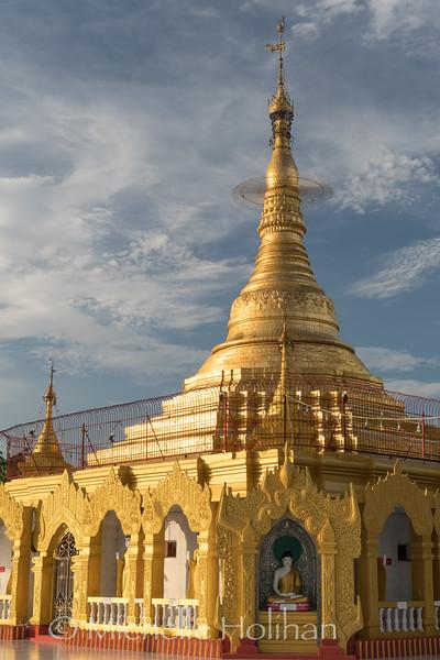 Pyi Daw Aye Pagoda, Kawthaung, Myanmar