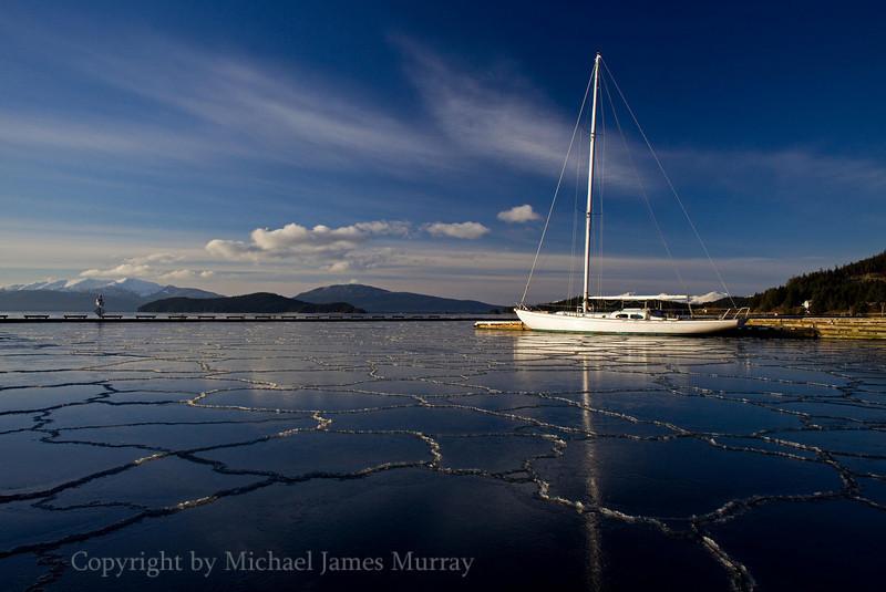Winter Harbor, Auke Bay, Alaska