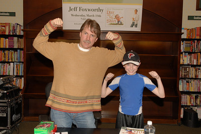 Jeff Foxworthy Book Signing