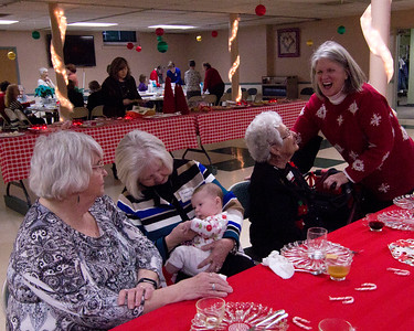 2019 Sweet N Savory Ladies Christmas Gathering