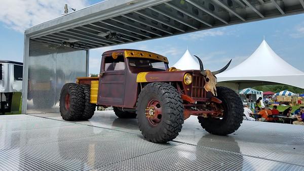 Bantam Jeep Show - 2017