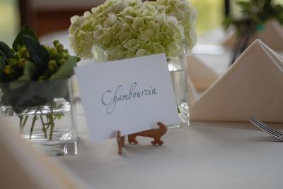 Bethany and Matt's Wedding Reception