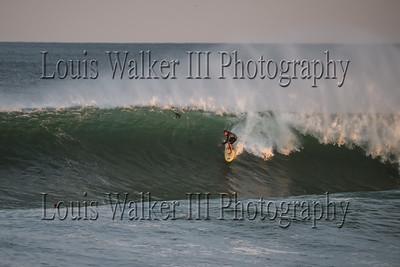 Surfing at Ruggles- September 22, 2020