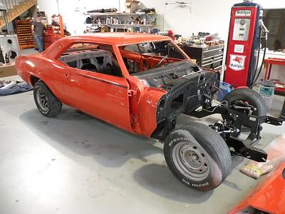 Brock's 1969 Camaro