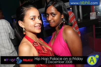 Hip Hop Palace - 5th December 2008
