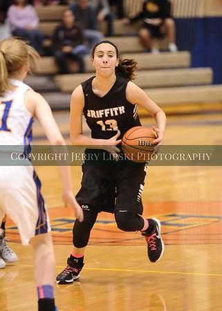 Basketball - Lady Panthers vs Lady Trojans