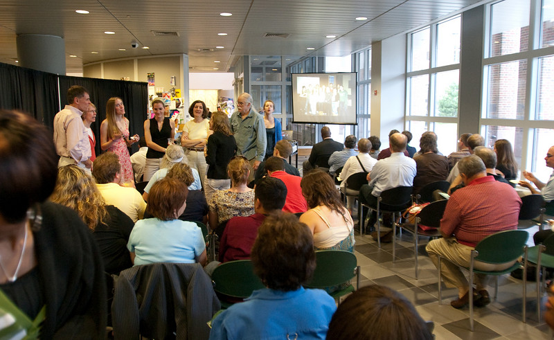 Day 3 -  Multifaith Reception