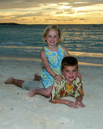 2003 - April - Turks & Caicos