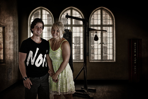 Brian & Ida