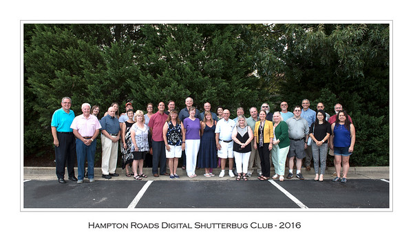Hampton Roads Digital Shutterbug Club