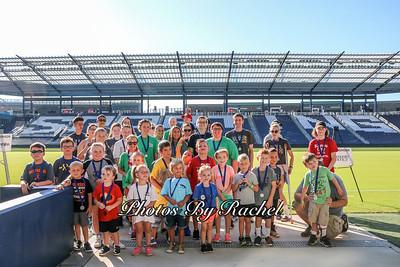 KC Cares for Kids Walk September 2018