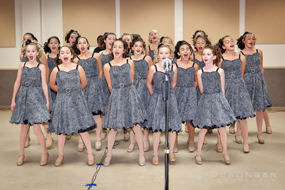 LMS Show Choir @ Lakeside Chamber Toy Drive 11/20/14