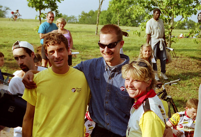 First Union Grand Prix and Conyers World Cup - 1998