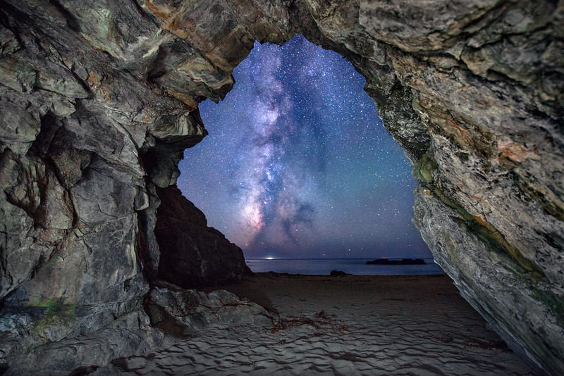 Interstellar, Sea Ranch, California
