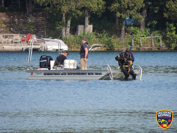 MABAS 113 Dive Team Training on September 9, 2014