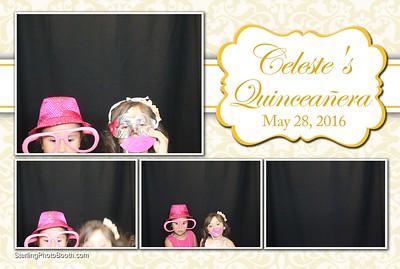 Celeste's Quinceañera
