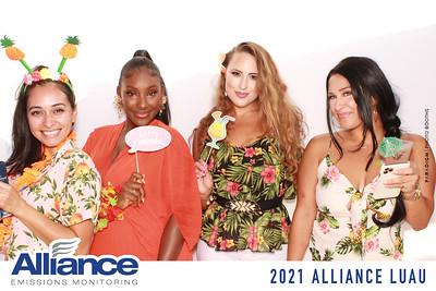 August 19, 2021 - Alliance 2021 Luau