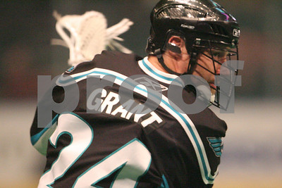 4/26/2008 - Rochester Knighthawks vs. New York Titans - Madison Square Garden, New York, NY