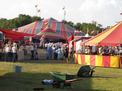 Kelly-Miller Circus Fun in Middlefield!