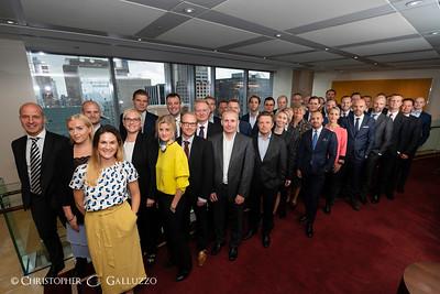 2018-09-26 Danish Delegation at Nasdaq
