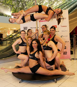 Miss Polefitness Switzerland 2012 Semi Finals