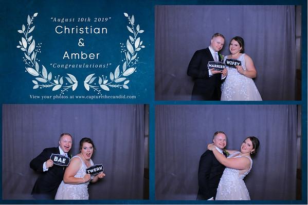 Amber & Christian