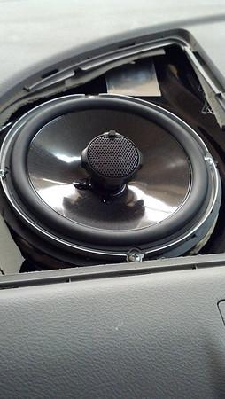 2008 Honda Civic EX Rear Speaker Installation - USA