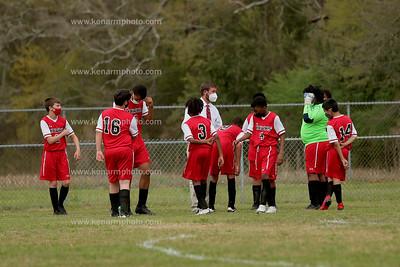 Tarheel boys soccer 3/30/21