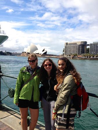 Aunika in Australia