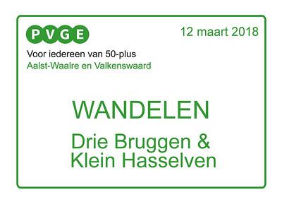 2018-0312 PVGE wandelen