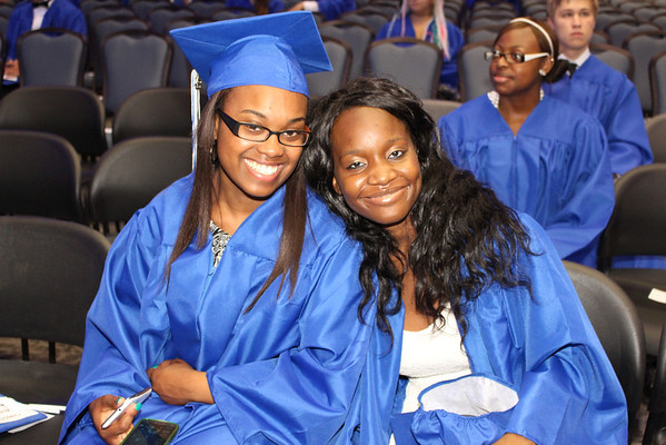 2014 Summit High Graduation
