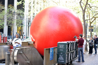 Red Ball Project San Francisco 4.9.2013