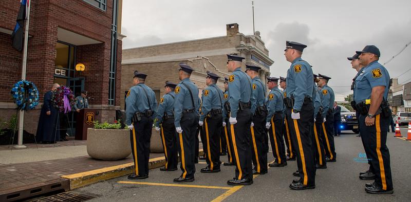 SRPD Memorial Service 2018