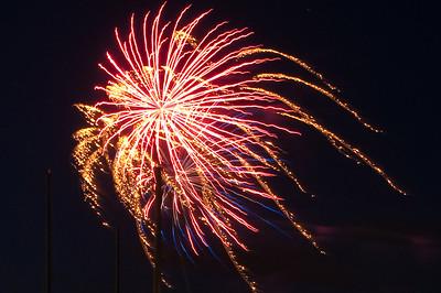 July 4 Fireworks 2009