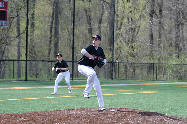 MS Baseball - GA vs Germantown Friends