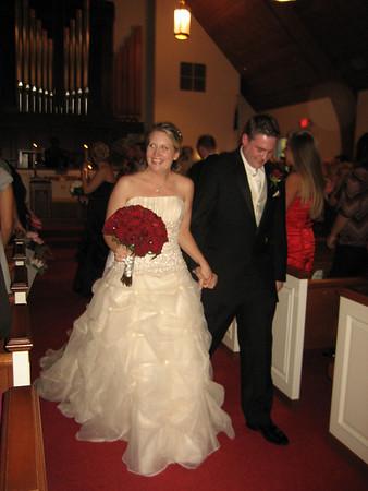 Jamie & John's Wedding 10/25/08