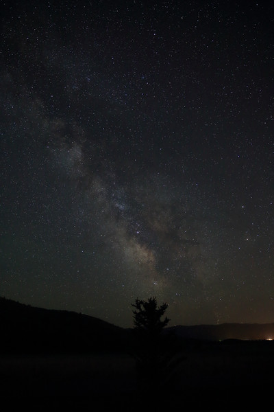 The Stars at Night are Big and Bright ---- Deep in the Heart of.... IDAHO!