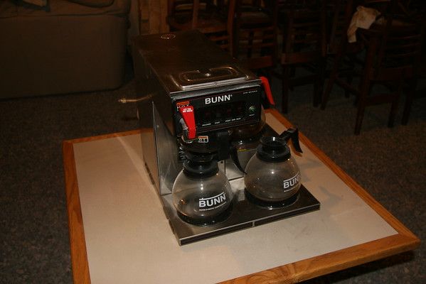 Bunn Coffee Machine - SOLD