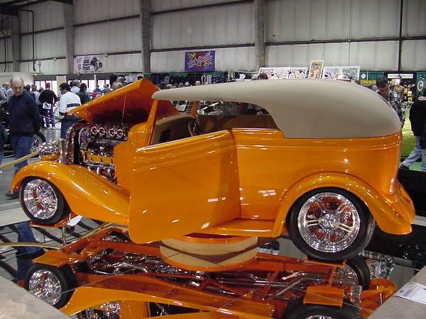 Rod and Custom Show Jan 2001
