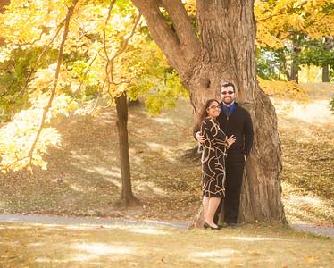 2014.10.19 Brian and Kristen