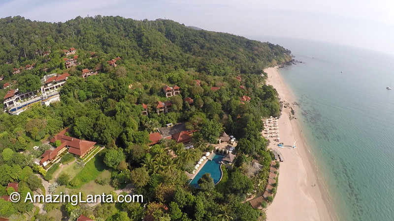 Pimalai Resort Aerial View