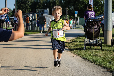 August 15, 2015 - Middletown Peach Festival 5K