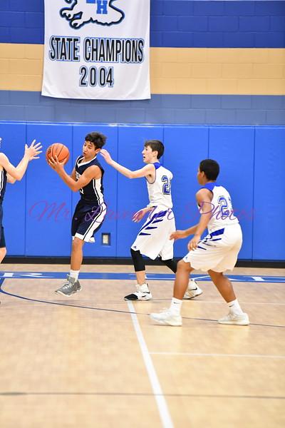 OLH Vs Lions Basketball Dec 14, 2017