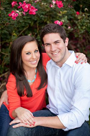 Drew and Eliza's Engagement Portraits