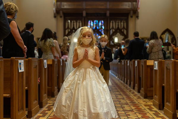 First Holy Communion 12:30PM - 10/24