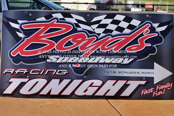 Boyd's Speedway 2018
